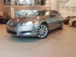 Used 2014 Jaguar XF 3.0L AWD PORTFOLIO PKG. NAVI-CAMERA for sale in York, ON