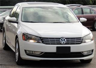 Used 2012 Volkswagen Passat 2.0 TDI DSG Comfortline for sale in Etobicoke, ON