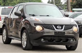 Used 2011 Nissan Juke SV for sale in Etobicoke, ON