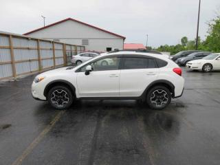 Used 2014 Subaru XV CROSSTREK LIMITED AWD for sale in Cayuga, ON