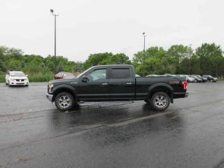 Used 2016 Ford F-150 XLT XTR CREW 4X4 for sale in Cayuga, ON