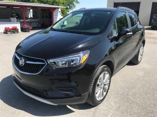 Used 2017 Buick Encore for sale in Saint-hyacinthe, QC