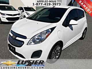 Used 2015 Chevrolet Spark EV 2LT for sale in Saint-hyacinthe, QC