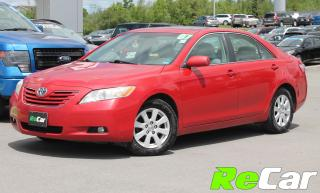 Used 2007 Toyota Camry XLE V6 HEATED LEATHER | SUNROOF for sale in Fredericton, NB
