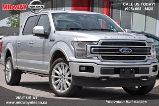 Used 2018 Ford F-150 for sale in Whitby, ON