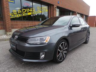 Used 2012 Volkswagen Jetta GLI Leather, Sunroof, Heated Seats for sale in Woodbridge, ON