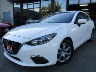 Used 2014 Mazda MAZDA3 GX-SKY-BLUETOOTH for sale in Scarborough, ON