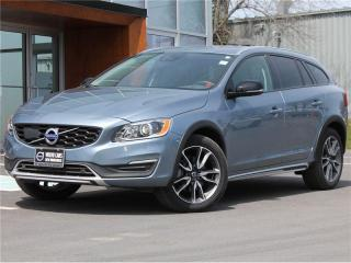 Used 2017 Volvo V60 Cross Country T5 | AWD | FULL VOLVO WARRANTY TO 160K for sale in Fredericton, NB