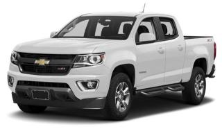 Used 2017 Chevrolet Colorado Z71 for sale in Whitby, ON