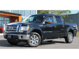 Used 2010 Ford F-150 LARIAT | CREW | 4X4 | HEATED/COOLED LEATHER for sale in Fredericton, NB