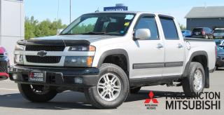 Used 2010 Chevrolet Colorado LT CREW | 4X4 | AUTO | AIR | ALLOYS for sale in Fredericton, NB