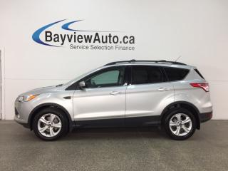 Used 2015 Ford Escape - 4WD! ECOBOOST! HTD SEATS! REVERSE CAM! PWR LIFTGATE! for sale in Belleville, ON