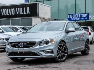 Used 2018 Volvo S60 T6 AWD Dynamic for sale in Thornhill, ON