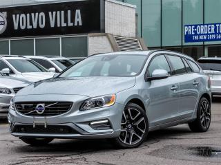Used 2018 Volvo V60 T5 AWD Dynamic for sale in Thornhill, ON