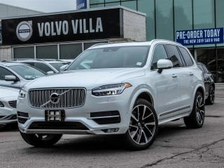 Used 2018 Volvo XC90 T6 AWD Inscription for sale in Thornhill, ON