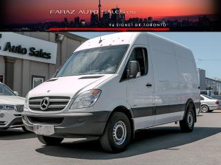 Used 2013 Mercedes-Benz Sprinter for sale in North York, ON
