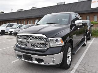 Used 2014 RAM 1500 Laramie NAVIGATION,LEATHER, SUNROOF !! for sale in Concord, ON
