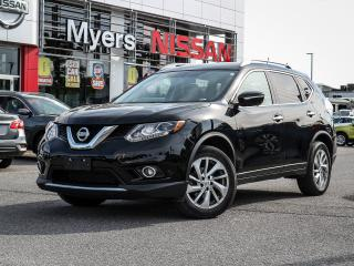 Used 2014 Nissan Rogue SL AWD Leather Navigation for sale in Orleans, ON