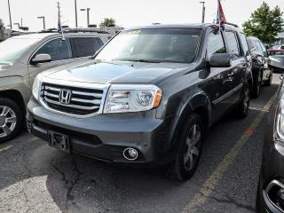 Used 2012 Honda Pilot Touring 4WD LEATHER REVERSE CAMERA for sale in Orleans, ON