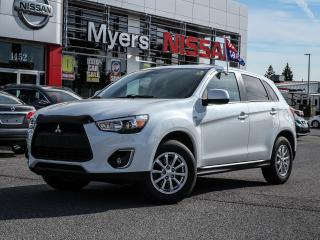 Used 2015 Mitsubishi RVR HEATED SEATS BLUETOOTH for sale in Orleans, ON