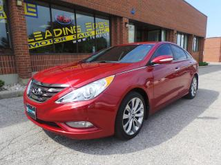 Used 2013 Hyundai Sonata 2.0T Limited for sale in Woodbridge, ON