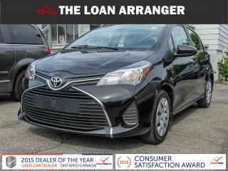 Used 2016 Toyota Yaris for sale in Barrie, ON
