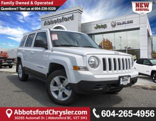 Used 2011 Jeep Patriot Sport/North *ACCIDENT FREE* *LOCALLY DRIVEN* for sale in Abbotsford, BC