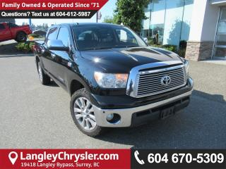 Used 2011 Toyota Tundra Limited 5.7L V8 for sale in Surrey, BC