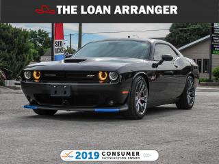 Used 2017 Dodge Challenger SRT for sale in Barrie, ON