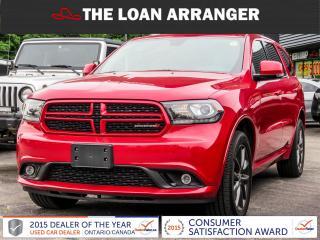 Used 2018 Dodge Durango GT for sale in Barrie, ON