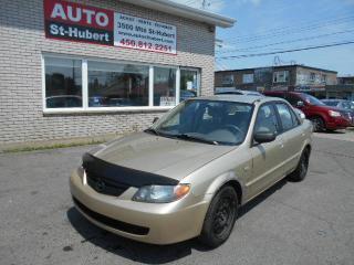 Used 2003 Mazda Protege SE ** 115 000 KM ** for sale in Saint-hubert, QC