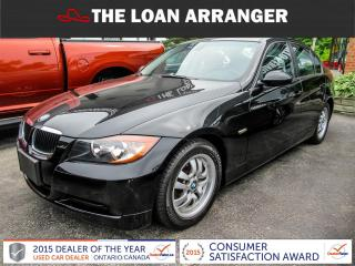 Used 2007 BMW 323i for sale in Barrie, ON