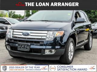 Used 2009 Ford Edge SEL for sale in Barrie, ON