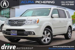 Used 2015 Honda Pilot Touring One Owner|NAVIGATION|Leather|Bluetooth for sale in Pickering, ON