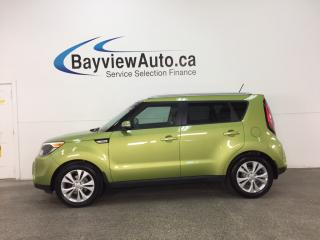 Used 2015 Kia Soul EX - HTD SEATS! BLUETOOTH! A/C! CRUISE! PWR GROUP! for sale in Belleville, ON