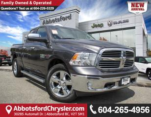 Used 2015 RAM 1500 SLT *ACCIDENT FREE* *LOCALLY DRIVEN* for sale in Abbotsford, BC