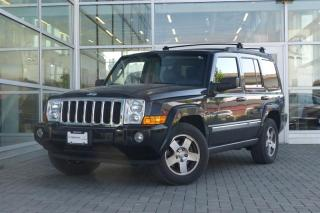 Used 2010 Jeep Commander Sport 4D Utility 4WD for sale in Vancouver, BC