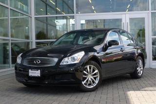 Used 2008 Infiniti G35X Sedan Luxury AWD Loaded! for sale in Vancouver, BC