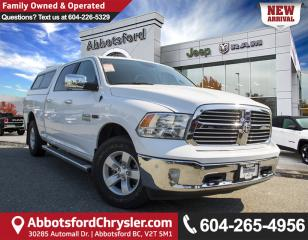 Used 2016 RAM 1500 SLT *ACCIDENT FREE* *LOCALLY DRIVEN* for sale in Abbotsford, BC