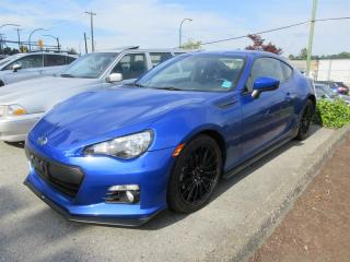 Used 2015 Subaru BRZ Sport-Tech 6sp NAVIGATION - BLUETOOTH for sale in Vancouver, BC