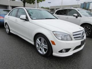 Used 2008 Mercedes-Benz C 300 4MATIC Sedan for sale in Vancouver, BC