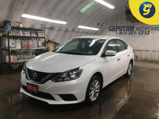 Used 2016 Nissan Sentra SV*BACK UP CAMERA*HEATED FRONT SEATS*PHONE CONNECT*KEYLESS ENTRY*POWER WINDOWS/LOCKS/MIRRORS*ALLOYS*PUSH BUTTON IGNITION*SPORT/ECO MODE* for sale in Cambridge, ON