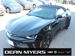 Used 2017 Chevrolet Camaro 2LT for sale in North York, ON