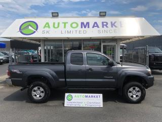Used 2010 Toyota Tacoma Access Cab V6 Auto 4WD LIFT! for sale in Langley, BC
