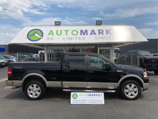 Used 2007 Ford F-150 FX4 SuperCrew NAVI,SUNROOF! FINANCE IT! for sale in Langley, BC