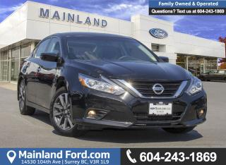 Used 2017 Nissan Altima 2.5 *ACCIDENT FREE* *LOCALLY DRIVEN* for sale in Surrey, BC