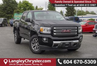Used 2017 GMC Canyon SLE for sale in Surrey, BC