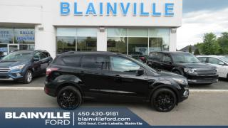 Used 2017 Ford Escape SE AWD, 2 L ECOBOOST, TOIT PANO, NAVI, A for sale in Blainville, QC