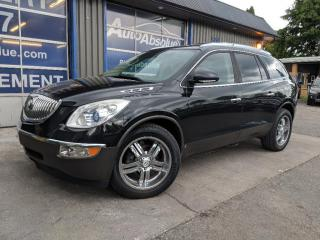 Used 2008 Buick Enclave Cuir + Toit + 4x4 for sale in Boisbriand, QC