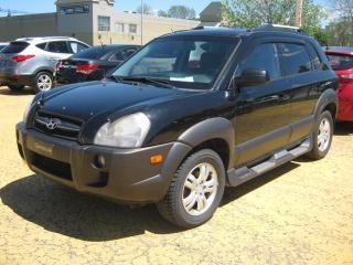 Used 2007 Hyundai Tucson Gl Gar. V6 for sale in Saint-hyacinthe, QC